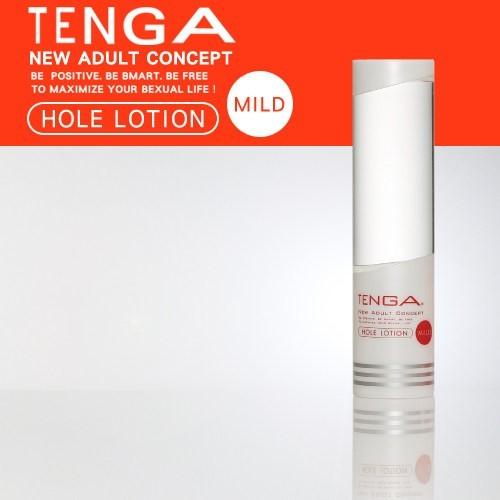 日本TENGA*狂野激情-體位杯專用高濃度潤滑液170ml﹝白﹞